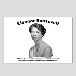 Eleanor: Conscience Postcards (Package of 8)